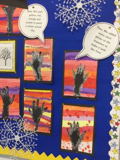 Twinkling Sunsets Year 3 Mrs Snoddy